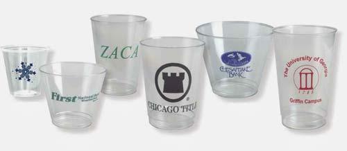 Print Logo On Plastic Cups Arts Arts